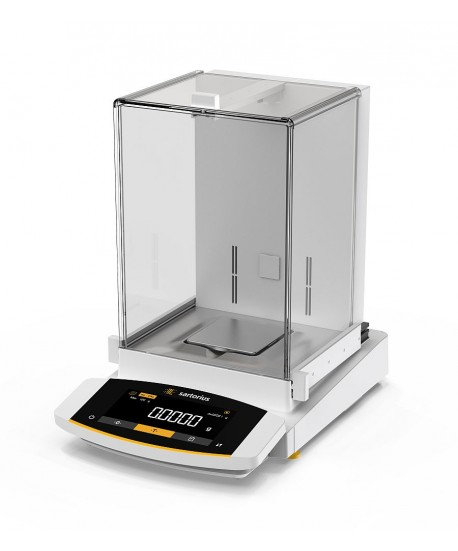 Sartorius MCE124S-2S00-A Cubis II Analytical Complete Balance, 120 g x 0.1 mg