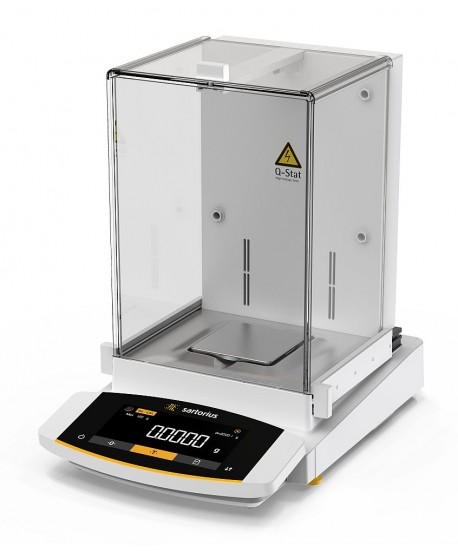 Sartorius MCE124S-2S00-I Cubis II Analytical Complete Balance, 120 g x 0.1 mg