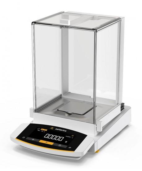 Sartorius MCE124S-2S00-U Cubis II Analytical Complete Balance, 120 g x 0.1 mg
