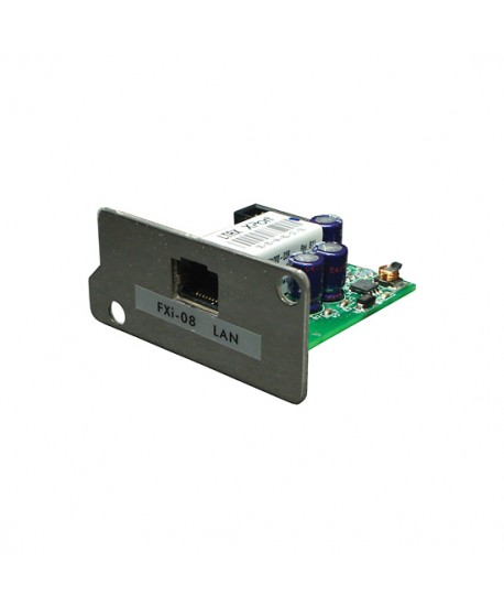 A&D Ethernet interface - FXi-08 | Certified Scale, Inc
