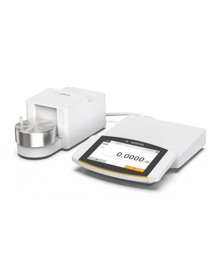 Sartorius MCA2.7SF-S00 Cubis II Preconfigured Ultra-Micro Complete Balance, 2.1 g x 0.1 µg, with QP99 software package