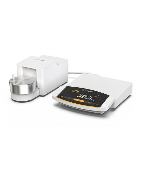 Sartorius MCE2.7S-2S00-F Cubis II Ultra-Micro Complete Balance, 2.1 g x 0.1 µg