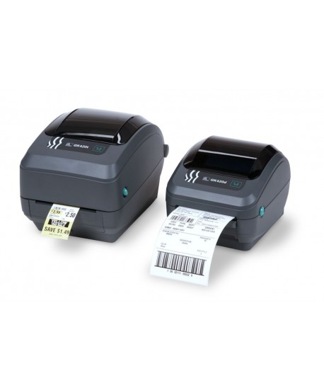 Zebra GK Series GK420t thermal transfer printer (PN 107321)