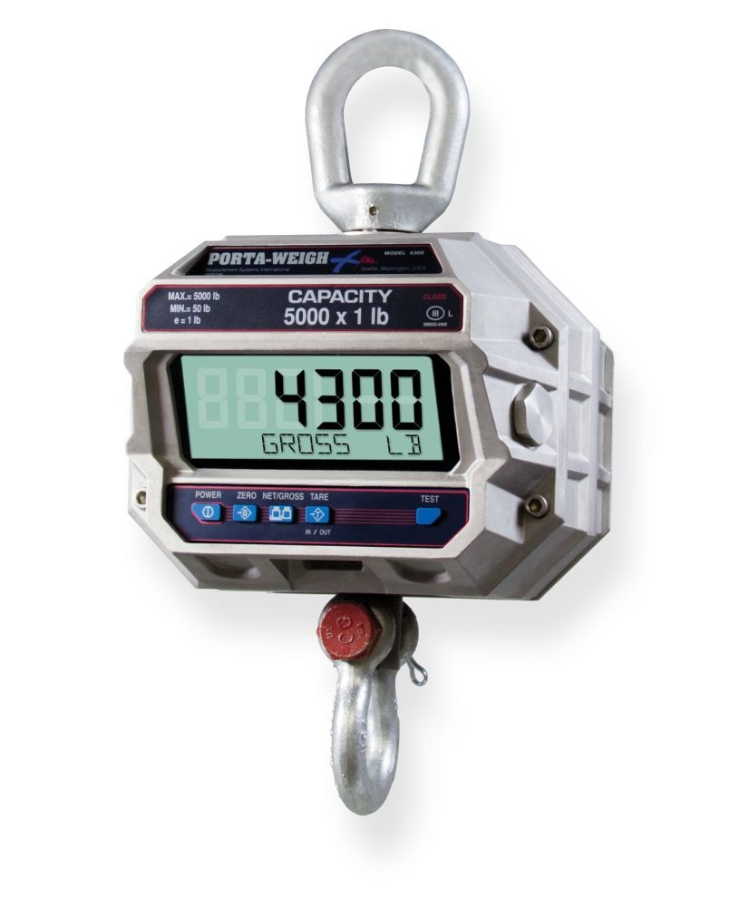 d3f1c420de45 MSI Porta-Weigh Plus Digital Crane Scale - 138825