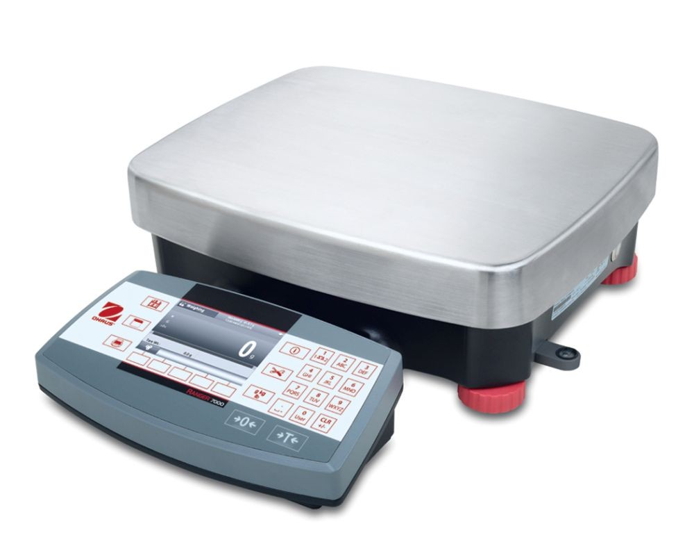 Ohaus R71MHD35 Ranger 7000 High Res Compact Bench Scale 35kg x 0.0001kg