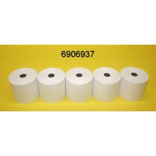 Paper (pkg. of 5 rolls), fits YDP10 and YDP20 printers (SART-PN 6906937)