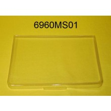 Cubis display protection cover, for MSA/MSU (PN 6960MS01)