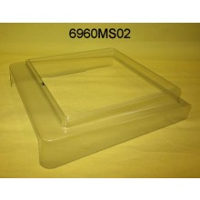 In-use dust cover for Cubis Precision (pan size: 206 x 206 mm only) (PN 6960MS02)
