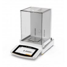 Sartorius MCA124S-2S00-A Cubis II Analytical Complete Balance, 120 g x 0.1 mg