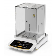 Sartorius MCE224S-2S00-I Cubis II Analytical Complete Balance, 220 g x 0.1 mg