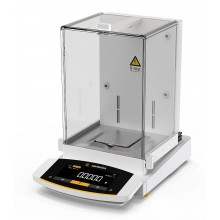 Sartorius MCE324P-2S00-I Cubis II Analytical Complete Balance, 80/160/320 g x 0.1/0.2/0.5 mg