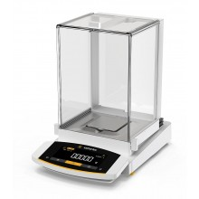Sartorius MCE324P-2S00-U Cubis II Analytical Complete Balance, 80/160/320 g x 0.1/0.2/0.5 mg