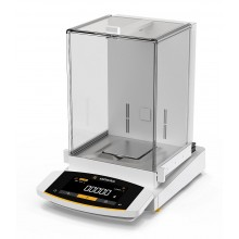 Sartorius MCE524P-2S00-A Cubis II Analytical Complete Balance, 120/240/520 g x 0.1/0.2/0.5 mg