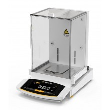 Sartorius MCE524P-2S00-I Cubis II Analytical Complete Balance, 120/240/520 g x 0.1/0.2/0.5 mg