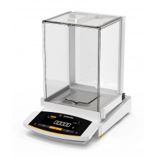 Sartorius MCE524P-2S00-U Cubis II Analytical Complete Balance, 120/240/520 g x 0.1/0.2/0.5 mg