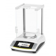 Sartorius BCA124i-1S Entris II Series Advanced Analytical Balance with internal calibration, 120 g x 0.1 mg