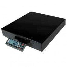 "Rice Lake Weighing BenchPro BP1214-75S, 150 lb x 0.05 lb, 12"" x 14"" painted mild steel weigh platter, NTEP approved"