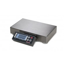"Rice Lake Weighing BenchPro BP0610-15R, 30 lb x 0.01 lb, 6"" x 10"" stainless steel platter, NTEP approved"