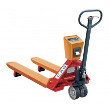 CAS CPS Series CPS-2 Pallet Jack Scale, 5000 lb x 2 lb, NTEP approved
