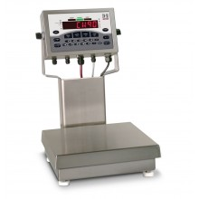 "Rice Lake Weighing CW-90 Series Over/Under Checkweigher, 50 kg x 0.01 kg, 12"" x 12"" platform, 230VAC, NTEP approved"
