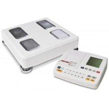 Rice Lake Weighing D1000-1 Body Composition Analyzer, Lower Body, 440 lb x 0.2 lb (200 kg x 0.1 kg)