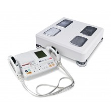 Rice Lake Weighing D1000-3 Body Composition Analyzer, Full Body, 440 lb x 0.2 lb (200 kg x 0.1 kg)