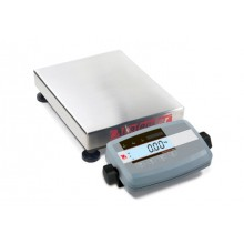Ohaus D51P30HR5 Defender 5000 Low Profile Bench Scale, 60 lb x 0.02 lb, NTEP
