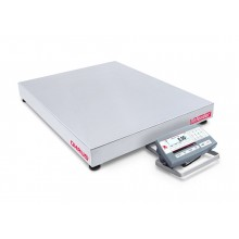 Ohaus D52P250RQV5 Defender 5000 Low Profile Bench Scale with ABS Indicator, 500 lb x 0.1 lb, NTEP Certified