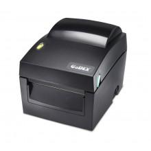 "DT4x printer, 4"" direct thermal, 203 dpi, real time clock, 110/240VAC (PN 167516)"