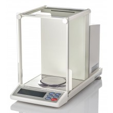 A&D Phoenix Series GH-202 Semi-Micro Analytical Balance, 220/51 g x 0.1/0.01 mg, with RS-232C