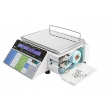 Ishida Uni-3L1 Dual Range Price Computing Scale with Printer, 30 lb x 0.01 lb, NTEP approved