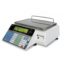 Ishida Uni-3L2 Dual Range Price Computing Scale with Printer, 30 lb x 0.01 lb, NTEP approved