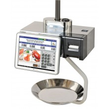 Ishida Uni-9H Dual Range PC-based Price Computing Hanging Scale with Printer, 30 lb x 0.01 lb, RF, NTEP approved