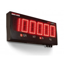 "LaserLight2 Scoreboard, 6"" with ScaleCore RF and swivel bracket (PN 178006)"