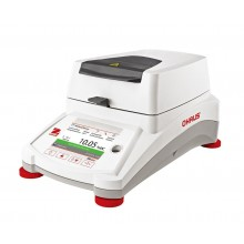 Ohaus MB120 MB Moisture Analyzer, 120 g x .001 g / 0.01%, halogen heating