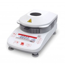 Ohaus MB27 MB Moisture Analyzer, 90 g x .001 g / 0.01%, halogen heating