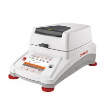 Ohaus MB90 MB Moisture Analyzer, 90 g x .001 g / 0.01%, halogen heating