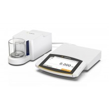 Sartorius MCA10.6SM-S00 Cubis II Preconfigured Micro Complete Balance, 10.1 g x 1 µg, with QP99 software package