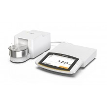 Sartorius MCA6.6SF-S00 Cubis II Preconfigured Micro Complete Balance, 6.1 g x 1 µg, with QP99 software package