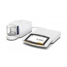 Sartorius MCA6.6SM-S00 Cubis II Preconfigured Micro Complete Balance, 6.1 g x 1 µg, with QP99 software package