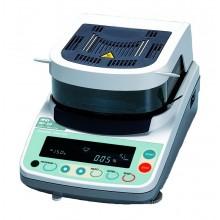 A&D MF-50 Moisture Analyzer, 51 g x 0.002 g (0.05%, 0.1%, 1% moisture content)
