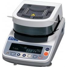 A&D MS-70 Moisture Analyzer, 71 g x 0.0001 g (0.001%, 0.01%, 0.1% moisture content)