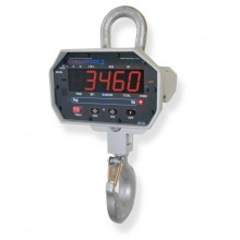 MSI-3460 Challenger 3 Digital Crane Scale with RF modem link, 500 lb x 0.2 lb, NTEP approved (MSI PN 502887-0009)