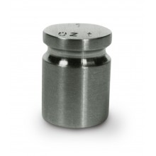 Rice Lake Weighing 0.5 ozt ASTM Class 5 Individual Cylindrical Weight with Accredited Certificate