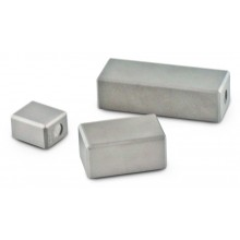 Rice Lake Weighing (3) 2 lb - 1/16 oz (8 lb) ASTM Class 5 Cube Weight Set with Accredited Certificate