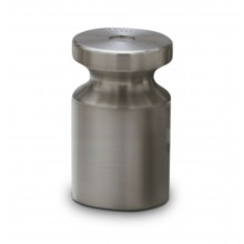 Rice Lake Weighing 0.5 lb ASTM Class 5 Individual Cylindrical Weight with Accredited Certificate