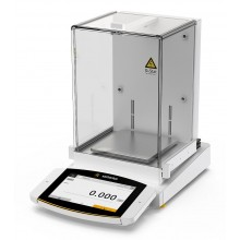 Sartorius MCA5203P-2S00-I Cubis II Precision Complete Balance, 1200/2400/5200 g x 1/2/5 mg