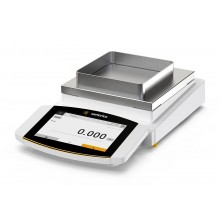 Sartorius MCA5203P-2S00-R Cubis II Precision Complete Balance, 1200/2400/5200 g x 1/2/5 mg