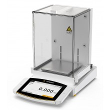 Sartorius MCA623P-2S00-I Cubis II Precision Complete Balance, 150/300/620 g x 1/2/5 mg