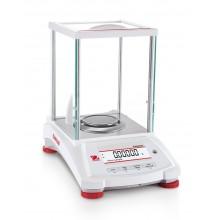 Ohaus PX225D Pioneer Semi-Micro Balance with InCal and draftshield, 82/220 g x 0.01/0.1 mg